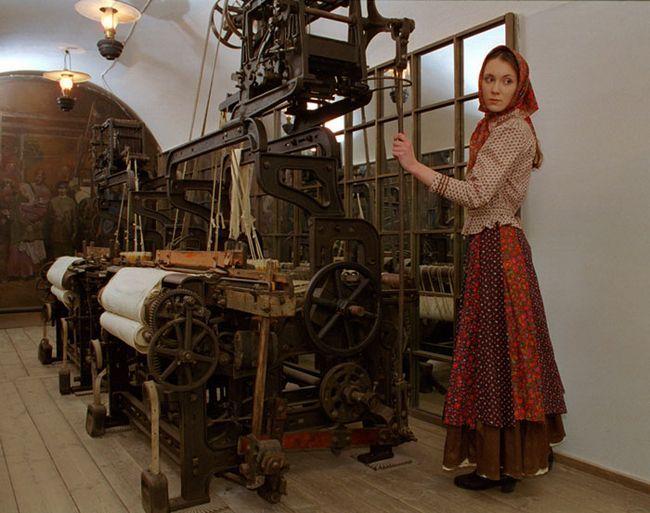 Іваново - текстильний край країни