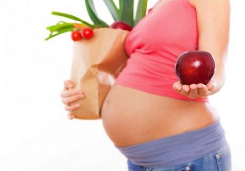 Яблука при вагітності