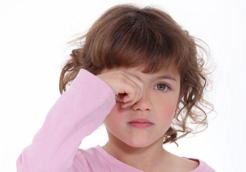 Ячмінь у дитини: як лікувати?