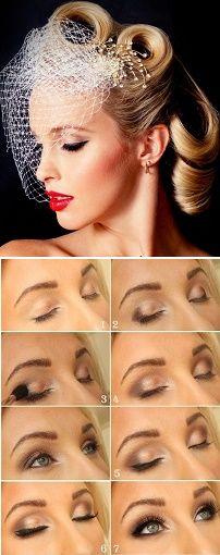 Як зробити весільний макіяж