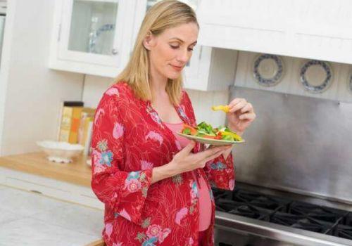 Харчування в другому триместрі вагітності