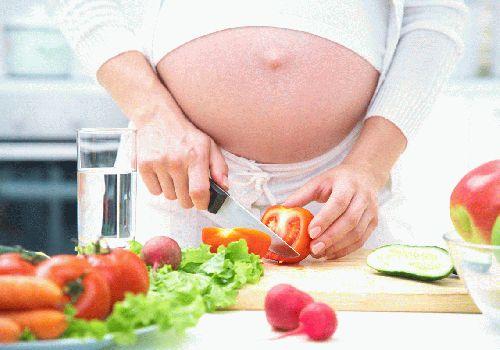 Правильне харчування під час вагітності: рецепти страв