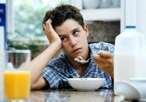 Раціональне здорове харчування для підлітків