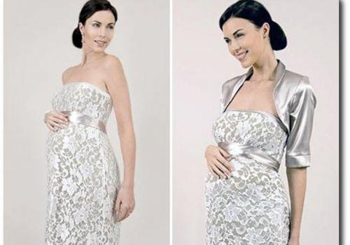 В'язана мода для вагітних