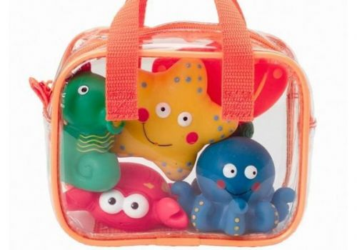 Вибираємо дитячі іграшки для купання