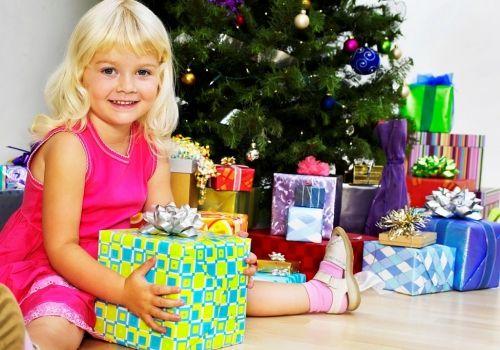 Вибираємо дитячі новорічні подарунки